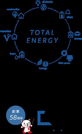 人々の暮らしをつなぐ総合エネルギー企業 柴田産業